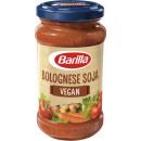 Barilla bolognese soja vegan 195g Glas