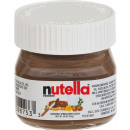 nutella mini verre 25g verre