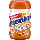 mentos gum vitamins citrus 64g