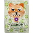 wholesale Facial Care: 7th heaven cloth mask kitten