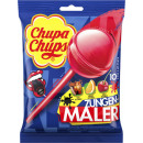 wholesale Food & Beverage: chupa chups tongue painter bag of 10