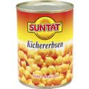 Großhandel Nahrungs- und Genussmittel: sun kichererbsen 400g Dose