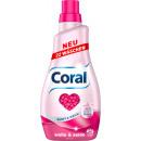 coral Flasche wol + sei 22 Waschladungen t Flasche
