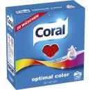 coral Pulver color 20 Waschladungen t
