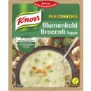 Großhandel Nahrungs- und Genussmittel: Knorr 2 Teller Feinschmecker blumenk/broc.sup ...