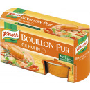 wholesale Food & Beverage: Knorr Bouillon pure chicken 6er