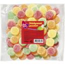 Großhandel Nahrungs- und Genussmittel: red band weichgummi gez. 500g Beutel
