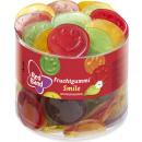 Großhandel Nahrungs- und Genussmittel: red band Fruchtgummi smile 100 st. g Dose