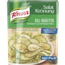 ingrosso Alimentari & beni di consumo: Knorr Salatkrönung aneto alle erbe 5er