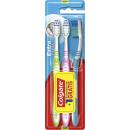 Colgate extra clean toothbrush 2 + 1 medium