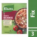 nagyker Élelmiszer- és élvezeti cikkek: Knorr fix spagetti bolognai 38g-os zsák
