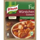 Großhandel Nahrungs- und Genussmittel: Knorr fix würstchengula.32g Beutel