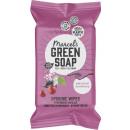 green soap hygiene cloth pats. 60s