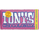 tonys choco white raspberry 180g blackboard