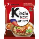 Großhandel Nahrungs- und Genussmittel: nong Instantnudel kimchi ramen120g Beutel
