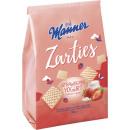 Großhandel Süßigkeiten: manner zart.strawb.yogurt 200g