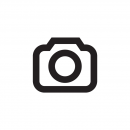 Ladies print shirt  round neck, melon, white round