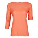 Großhandel Sonstige: Damen Blouse Lace, camelia