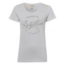 T-Shirt Roadsign donna Roadsign , grigio, taglia X