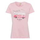 Da- T-Shirt Bulli, rose