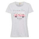 grossiste Vetement et accessoires:Da- T-Shirt Bulli, gris