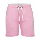 Damen Sweat Shorts, rose melange, Größe XL