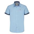 Großhandel Hemden & Blusen:Herren Kurzarmhemd