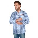 Großhandel Fashion & Accessoires:Herren Hemd Karo