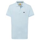 nagyker Ruha és kiegészítők:Férfi póló, világos kék