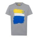 ingrosso Ingrosso Abbigliamento & Accessori: T-Shirt City Sky, grigio, girocollo