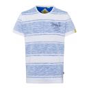 hurtownia Fashion & Moda: Męska T-Shirt Australian Lifestyle, biała / ...