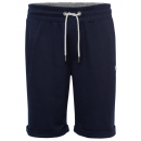 grossiste Shorts et pantacourts: Sweatbermuda Australie, marine, taille 2XL