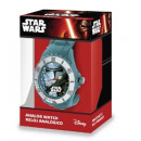 Star Wars analoge klok - in het Display