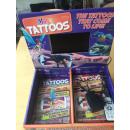wholesale Fashion & Apparel: Magic Tatts in the  Display - in the Display