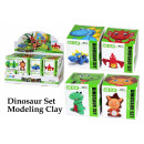 wholesale Toys: Fun-Mud Dinos - in the Display