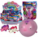 groothandel Speelgoed: Fun ballon bal unicorn - in Display