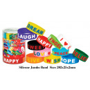 wholesale Jewelry & Watches:Jumbo Silicone bands