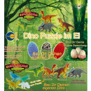 wholesale Toys: Dino puzzle in the egg - in the Display