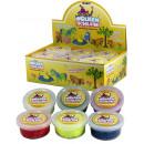 grossiste Cadeaux et papeterie: Nuages mucus couleurs de base dans l' Display