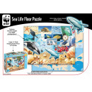 wholesale Toys: WWF Ground Puzzle Sea Life