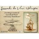 wholesale Blocks & Construction: Leonardo Da Vinci Helicopter - in the color box