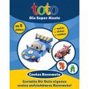 Großhandel Geschenkartikel & Papeterie: Toto die Super-Knete Racer