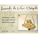 wholesale Toys: Leonardo Da Vinci  Catapult - in the color box