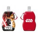 Großhandel Lizenzartikel: STAR WARS Faltflaschen - im Display