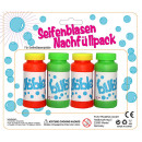 Soap bubbles refill pack