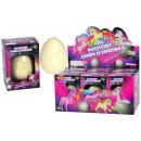 Magische Jumbo  Eier  Einhorn  - im Display