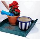 Grosshandel Pflanzen & Töpfe: Waschmaschine für die Neubepflanzung
