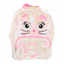 wholesale Licensed Products: Cat backpack with sequins