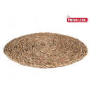 wholesale Table Linen: table mat wicker red 45 privilege