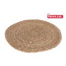 filet en osier de tapis de table. 35 privilège